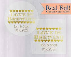 Love is Brewing, Clear <b>Transparent</b> with Gold or Color Tea or <b>Coffee</b> ...