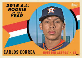 Image result for carlos correa card