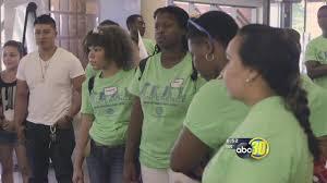 program prepares students for careers in stem fields abc30 com pg e summer jobs program for teenagers