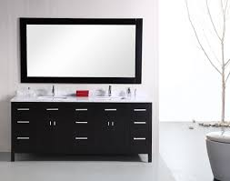 element contemporary bathroom vanity set:  inch contemporary double sink vanity set dark wood finish