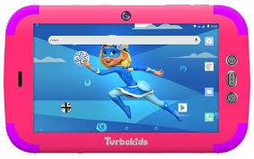 <b>Планшет TurboKids Princess</b> (<b>3G</b>, 16 Гб) — купить по выгодной ...