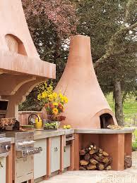 kitchen design entertaining includes:  beaafa  hbx natural outdoor kitchen  de