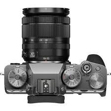 <b>Фотоаппарат Fujifilm X-T4 Kit</b> XF18-55 R LM OIS Silver - Магазин ...
