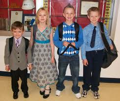 oaa spirit day dress for success tiger tales amelia elementary amelia students were dressed for success today during another oaa spirit day a building full of adorable students in dresses suits and ties absolutely