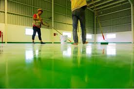 Epoxy Flooring - The Perfect Solution