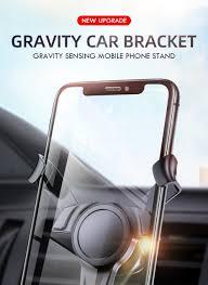 <b>Olaf</b> Gravity Car <b>Phone Holder</b> For Phone in Car Air Vent Clip Mount ...