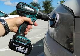 Насадки на <b>дрель</b> для полировки автомобиля