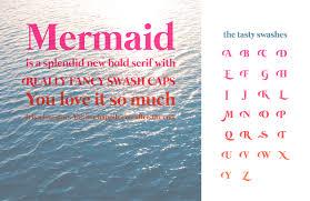 <b>Mermaid</b> Font | dafont.com