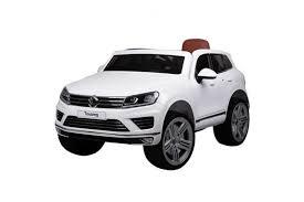 8130023-2AR-WHITE Детский <b>электромобиль Jiajia Volkswagen</b> ...