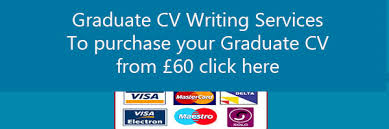 We offer a Professional Graduate CV Writing Services to all our clients  in all sectors around the UK and worldwide