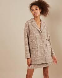 Tweed jacket — <b>12Storeez</b>