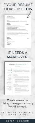 ideas about Resume Writing Services on Pinterest   Resume     Pinterest of candidates desperately need a resume makeover  Get a resume makeover today with a resume template and resume writing tips that will transform your resume
