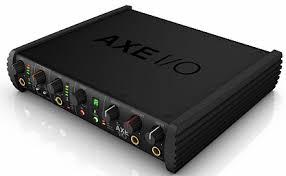 Купить USB <b>аудиоинтерфейс IK MULTIMEDIA</b> AXE I/O с ...