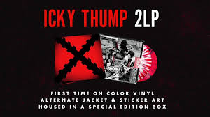 The <b>White Stripes</b> - <b>ICKY</b> THUMP X - Vault Package #33 | Facebook