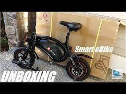 Unboxing: F-wheel <b>DYU</b> D1 Smart E-Bike (Bluetooth, 30km/h ...