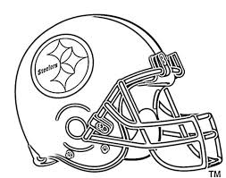 Small Picture Nfl coloring pages pittsburgh steelers ColoringStar