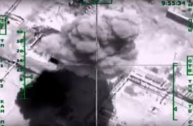 Image result for Bomb ISIS Oil Fields