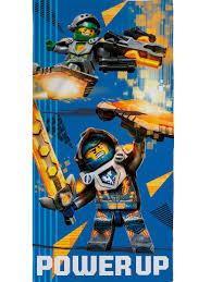 <b>Полотенце LEGO Nexo</b> Knights Power <b>LEGO</b> 7260509 в интернет ...