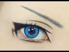 1000 ideas about cosplay makeup tutorial on cosplay makeup anime eye makeup and red contacts