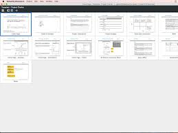 project charter template balsamiq digital project management what