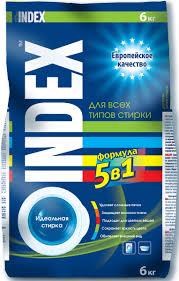 "Средство для стирки ""<b>Index</b>"", для всех типов стирки ..."
