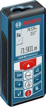 Купить Лазерный <b>дальномер BOSCH GLM 80</b> в интернет ...