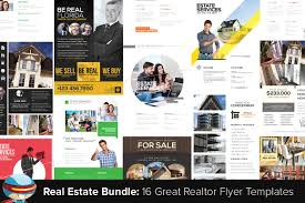 flyer heroes flyerheroes real estate flyer templates flyerheroes real estate bundle