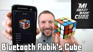 <b>Xiaomi Mi</b> Smart <b>Magic</b> Rubik's Cube with <b>Bluetooth</b> Solver App ...