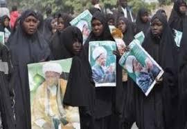 Image result for راهپیمایی بزرگ مردم نیجریه در حمایت از شیخ زکزاکی