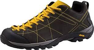McKinley Multi <b>shoe Four Seasons</b> II M Charcoal/Yellow – size 42 ...