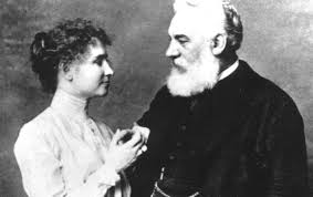 alexander graham bell facts on the father of the telephone helen keller alexander graham bell spent the 1870s working on hearing devices for the deaf