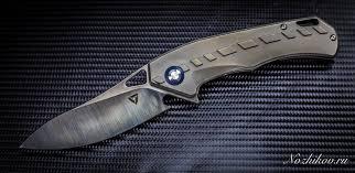 <b>Складной нож Maker</b> Spacer, сталь S35VN - купить в интернет ...