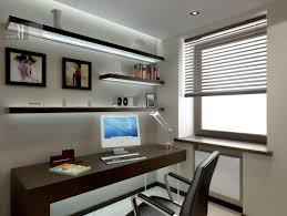 modern simple fresh long study table decoration ideas cheap marvelous decorating affordable minimalist study room design