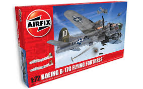 dougal and ermintrude join range news a08017 boeing b17g flying fortress 3d box