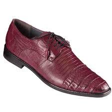 Los Altos Men's White Genuine Teju <b>Lizard</b> Dress Shoes <b>Casual</b> ...