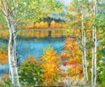 Картины <b>озеро пейзаж</b>
