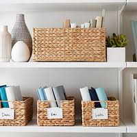 Decorative Baskets, <b>Wicker</b> Baskets & <b>Storage Bins</b> | The Container ...