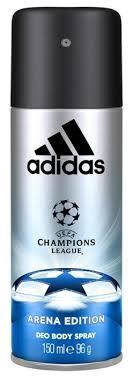Сколько стоит <b>Дезодорант спрей Adidas UEFA Champions</b> ...