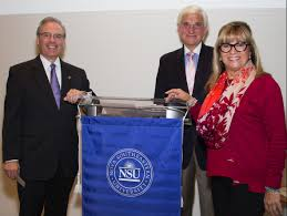 huizenga college of business florida business school susie and alan b levan create endowed scholarship for nsu s huizenga college of business and