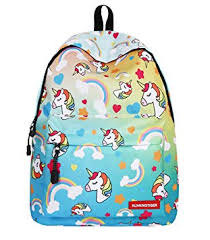 Runningtiger Unique Unicorn Print Childrens School ... - Amazon.com