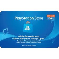 Playstation Store Gift Card (digital) : Target