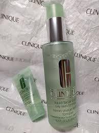 <b>Сильнодействующее жидкое мыло</b> Клиник Clinique Liquid Facial ...