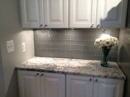 Backsplash Kitchen Tile 25 Best Ideas About Grey Backsplash On Pinterest Gray Subway