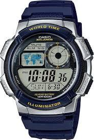 <b>часы</b> наручные <b>Casio</b> AE-1000W-2A — купить в интернет ...