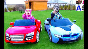 Подарок Сюрприз <b>детский Электромобиль</b> Арине Тест драйв ...