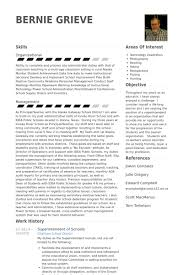 superintendent of schools resume samples construction superintendent resume examples