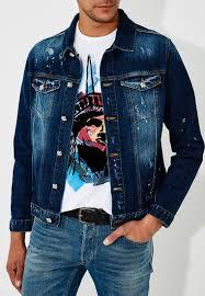 Куртка <b>джинсовая John Richmond</b> купить за 19 080 руб ...