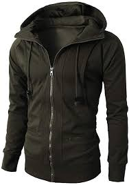 <b>Hoodies</b> for <b>Men</b>, Vickyleb <b>Men's</b> Long Sleeve Zipper <b>Casual</b> ...