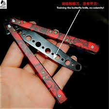 Atoz prime Butterfly in knife balisong <b>Karambit folding knife</b> blade gift ...