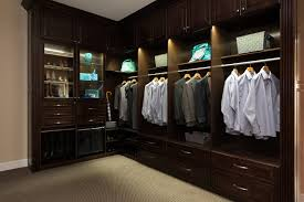 lighting for closets. campbell showroom closet with led lighting traditionalwardrobe for closets u